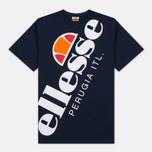 Мужская футболка Ellesse Bettona Dress Blues фото- 0