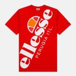 Мужская футболка Ellesse Bettona Fiery Red фото- 0