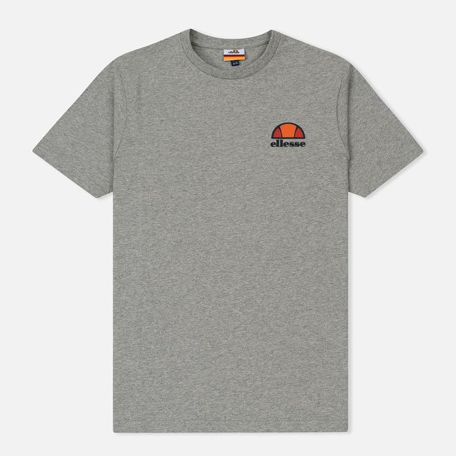 Мужская футболка Ellesse Canaletto Ath Grey Marl
