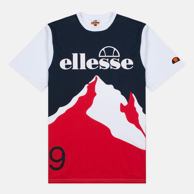Мужская футболка Ellesse Cervinia Optic White