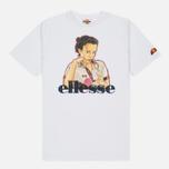 Мужская футболка Ellesse Cinzia Optic White фото- 0