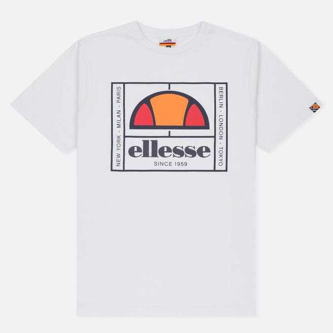 Мужская футболка Ellesse Demetrio Optic White