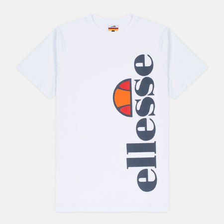 Ellesse Fissore Men's T-shirt Optic White