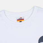 Мужская футболка Ellesse Fissore Optic White фото- 2