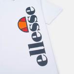 Мужская футболка Ellesse Fissore Optic White фото- 3