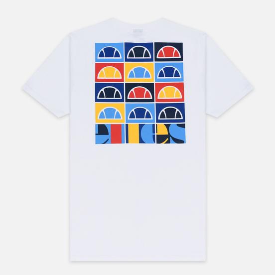 Мужская футболка Ellesse Fondato White