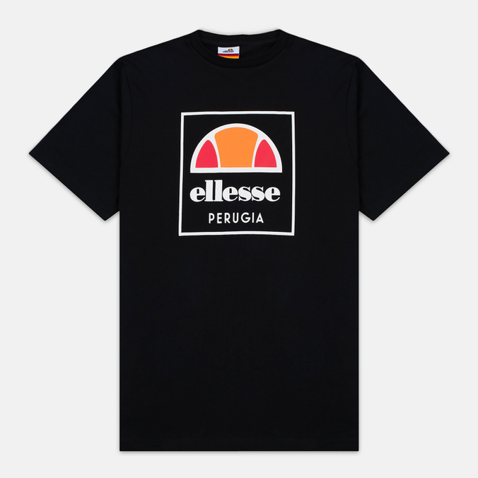 Ellesse Gattoni Men's T-shirt Anthracite