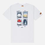 Мужская футболка Ellesse Heronni Optic White фото- 0