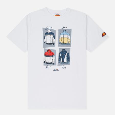 Мужская футболка Ellesse Heronni Optic White