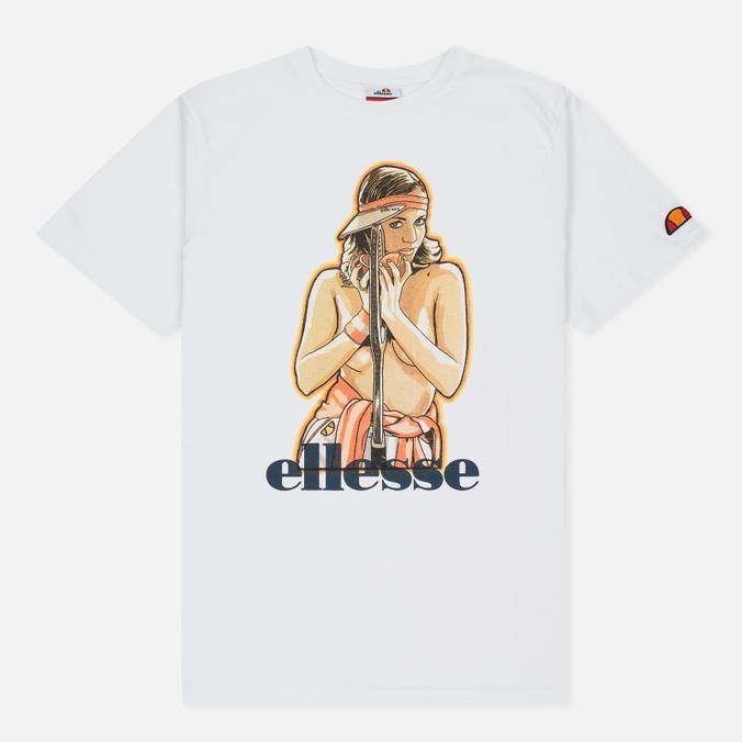 Мужская футболка Ellesse Luciana Optic White