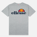 Ellesse Manarola Men's T-shirt Anthracite Grey Marl photo- 0