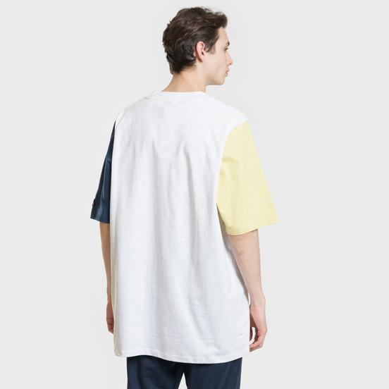 Мужская футболка Ellesse Mirro Oversized White Marl