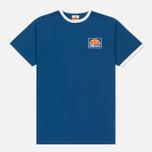 Мужская футболка Ellesse Montefello Monaco Blue фото- 0