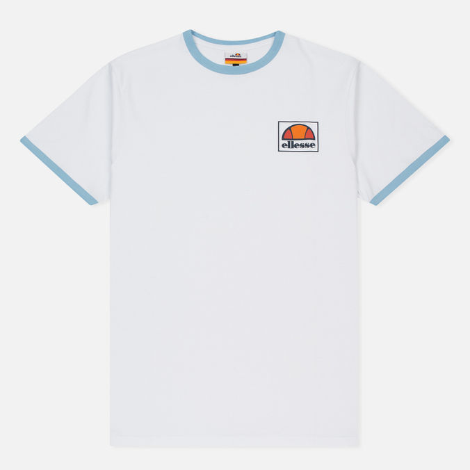 Мужская футболка Ellesse Montefello Optic White