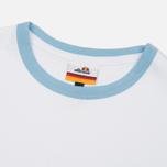 Мужская футболка Ellesse Montefello Optic White фото- 1