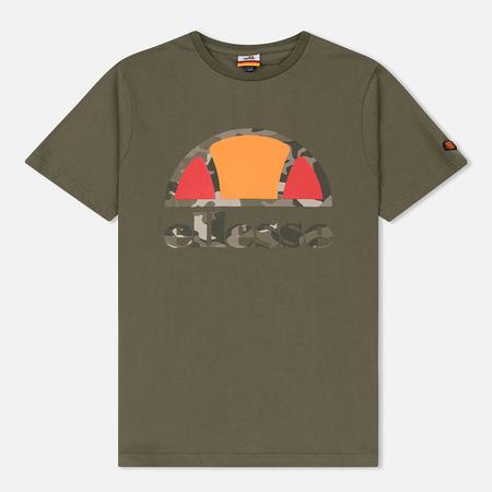 Мужская футболка Ellesse Pietro Dusty Olive