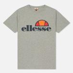 Мужская футболка Ellesse Prado Athletic Grey Marl фото- 0