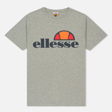 Мужская футболка Ellesse Prado Athletic Grey Marl