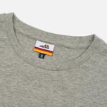 Мужская футболка Ellesse Prado Athletic Grey Marl фото- 1