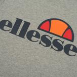 Мужская футболка Ellesse Prado Athletic Grey Marl фото- 2