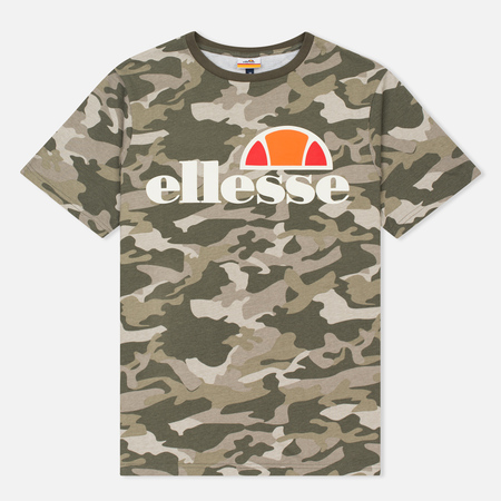 Мужская футболка Ellesse Prado Camo