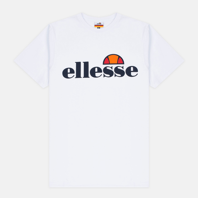 Мужская футболка Ellesse Quattro Venti Optic White
