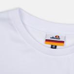 Мужская футболка Ellesse Quattro Venti Optic White фото- 3