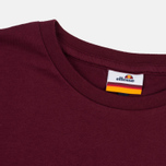 Ellesse Quattro Venti Men's T-shirt Zinfandel photo- 1