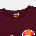 Ellesse Quattro Venti Men's T-shirt Zinfandel photo- 2