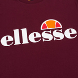 Ellesse Quattro Venti Men's T-shirt Zinfandel photo- 3