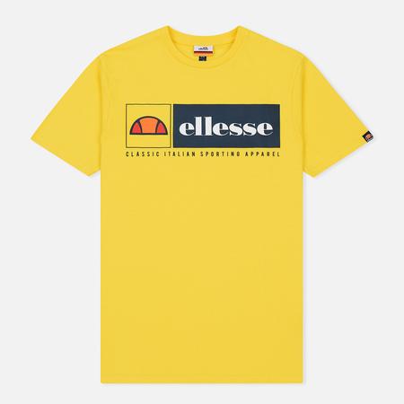 Мужская футболка Ellesse Riveria Yellow