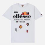 Мужская футболка Ellesse Vachet Optic White фото- 0
