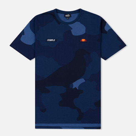 Мужская футболка Ellesse x Staple Pigeon Bronx All Over Print