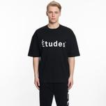 Мужская футболка Etudes Contributor Etudes Black фото- 3