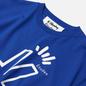 Мужская футболка Etudes х Keith Haring Wonder Blue фото - 1