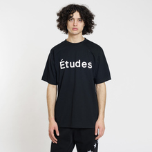 Мужская футболка Etudes Wonder Etudes Black фото- 1