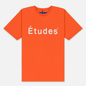 Мужская футболка Etudes Wonder Etudes Orange фото - 0