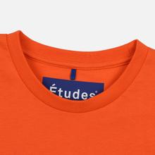 Мужская футболка Etudes Wonder Etudes Orange фото- 1