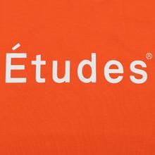 Мужская футболка Etudes Wonder Etudes Orange фото- 2