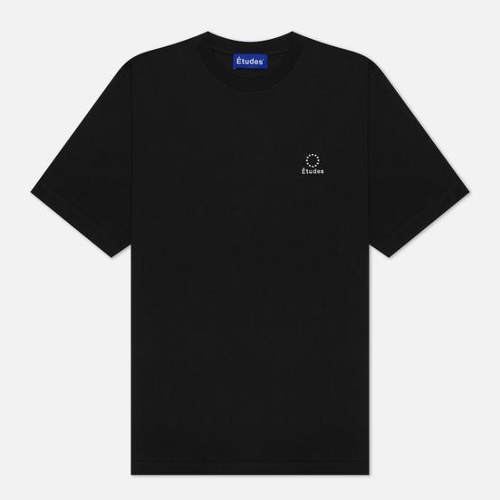 Мужская футболка Etudes Wonder Logo Black