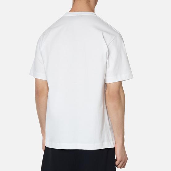 Мужская футболка Etudes Wonder Logo White