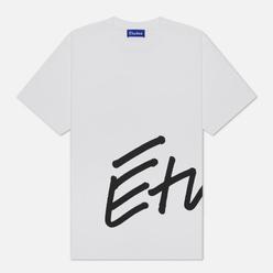 Мужская футболка Etudes Wonder Sign White