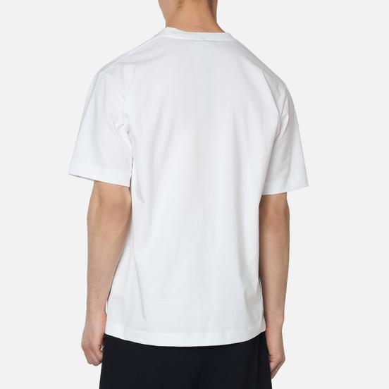 Мужская футболка Etudes Wonder Signature White