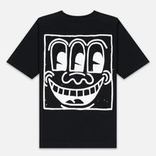 Мужская футболка Etudes x Keith Haring Unity Black фото- 1