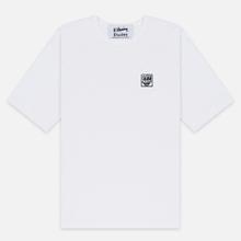 Мужская футболка Etudes x Keith Haring Unity Patch White фото- 0
