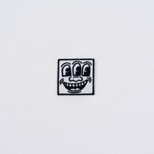 Мужская футболка Etudes x Keith Haring Unity Patch White фото- 2