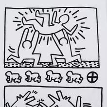 Мужская футболка Etudes x Keith Haring Unity White фото- 1