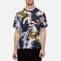 Мужская футболка Evisu All Over Digital Printed Multicolor фото - 0