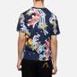 Мужская футболка Evisu All Over Digital Printed Multicolor фото - 1