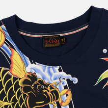 Мужская футболка Evisu All Over Digital Printed Multicolor фото- 1